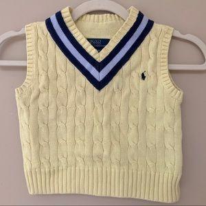 ❤️ Polo Ralph Lauren child sweater vest